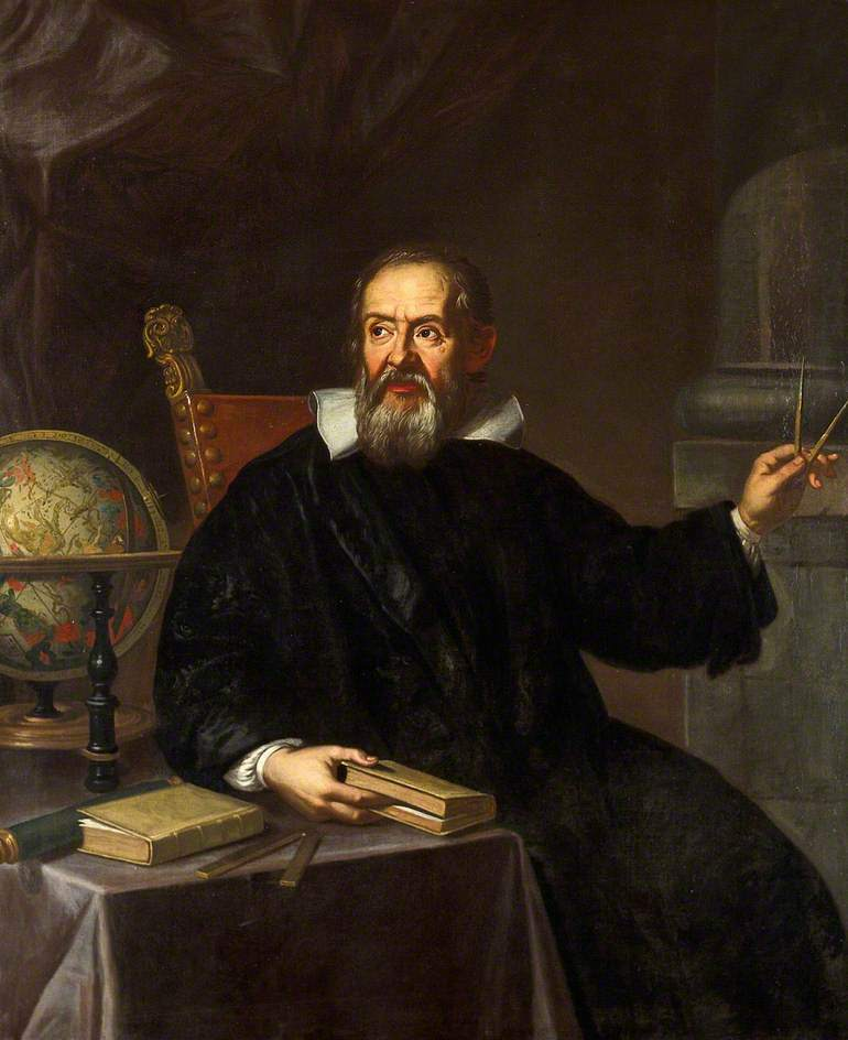 Galileo's quote