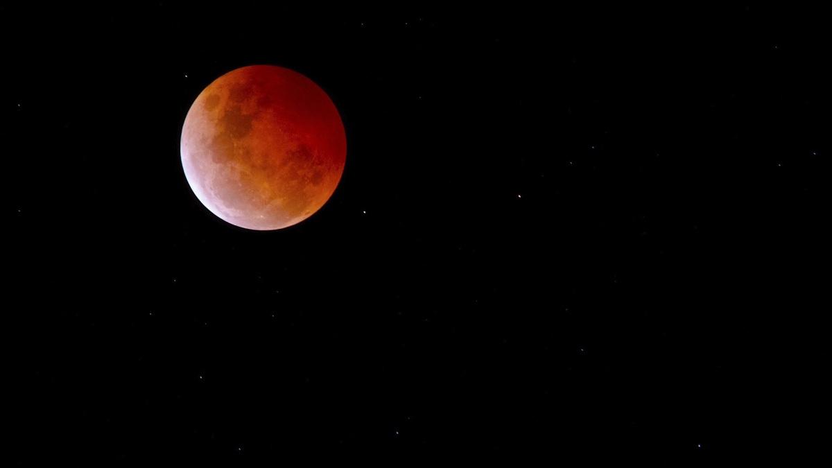 Ολική έκλειψη σελήνης, Ιανουάριος2019