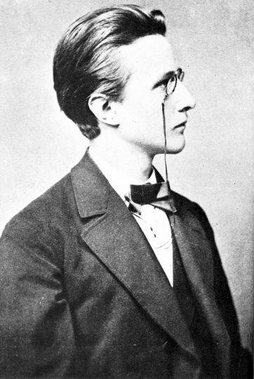 Ο Max Planck σε νεαρή ηλικία Γερμανία 1878