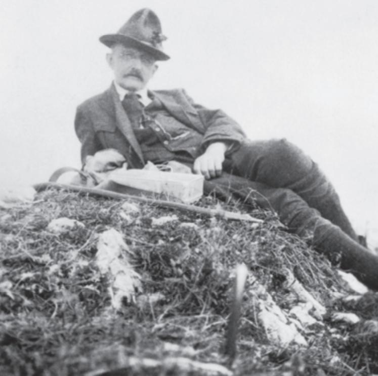 Διάλειμμα για σκέψη: ο Max Planck υπήρξε ενθουσιώδης περιπατητής και ορειβάτης